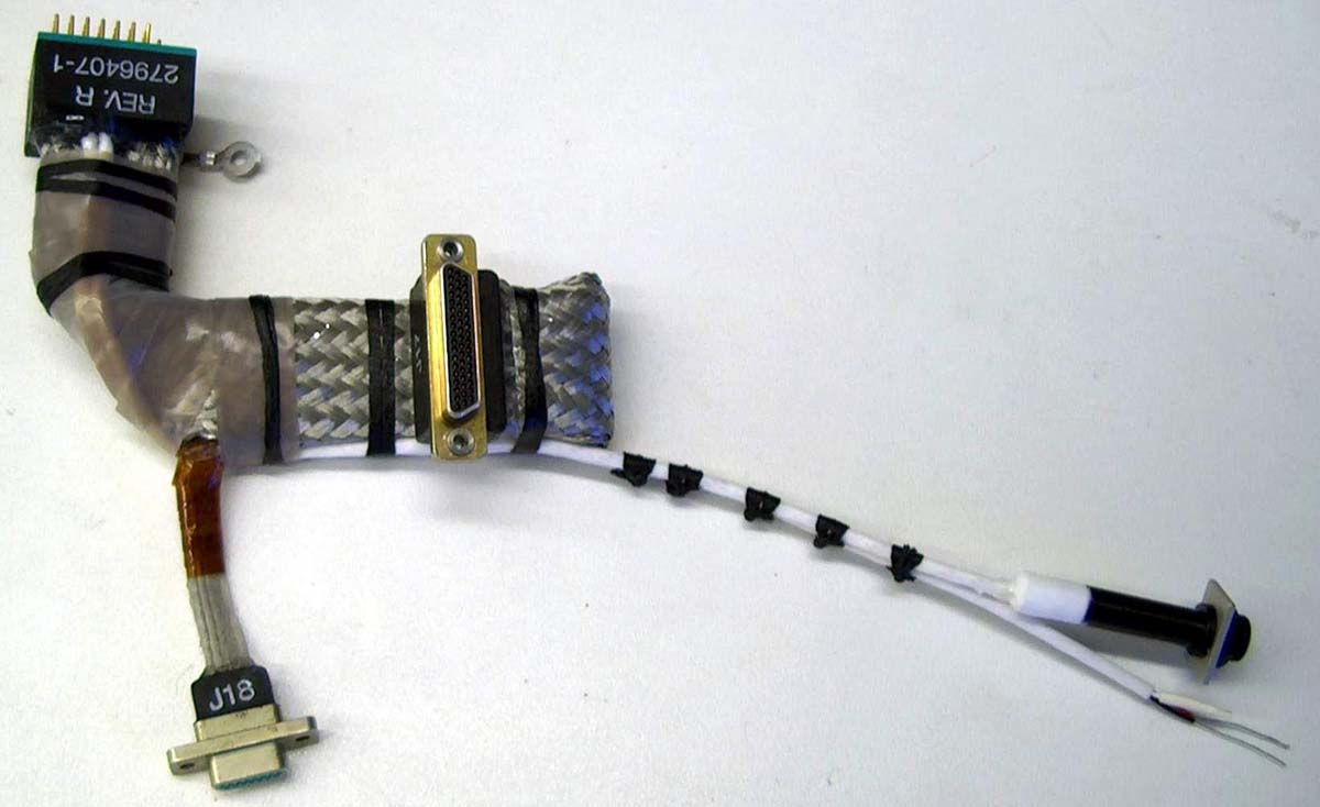 Custom Flat Cable Assemblies : Cicoil flat cable custom gallery