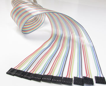 NASA Ribbon Cable by Cicoil