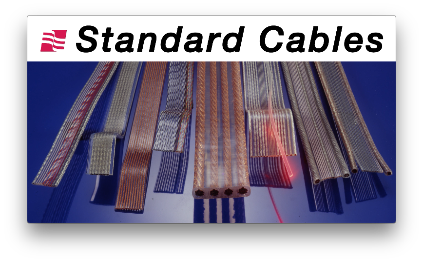 Standard Cicoil Flat Cables Overview
